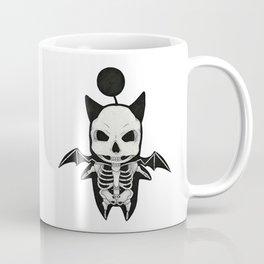 Skeleton Moogle - Chocobo Coffee Mug