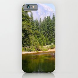 El Capitan Yosemite iPhone Case
