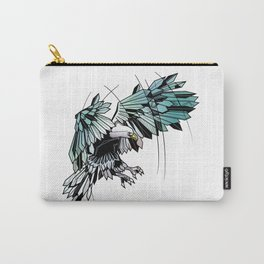 Geometric eagle Carry-All Pouch