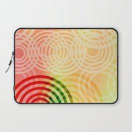 Fabulous Circles Laptop Sleeve