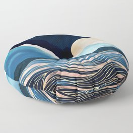 Star Sea Floor Pillow