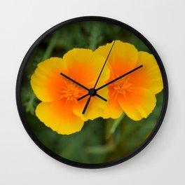California Dreaming by Teresa Thompson Wall Clock