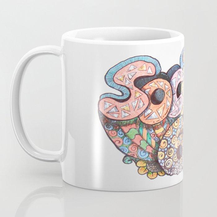 S6 TEE  Sketchy Coffee Mug