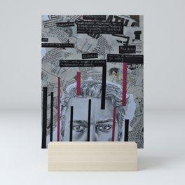 Media Trap. Mini Art Print