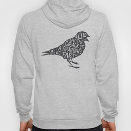 Up At The Crack Of A Sparrow's Fart Hoody