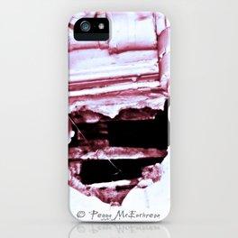 Hole Heart 1d Bocea_Cornered iPhone Case