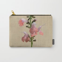 Tropical Sage Botanical Carry-All Pouch