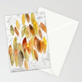 No one's left behind Stationery Cards