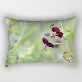 Cranesbill Munich Rectangular Pillow