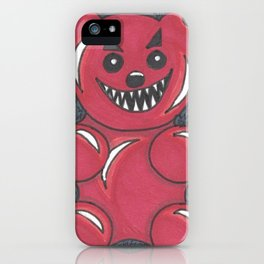 Don't Feed The Gummy Bears! iPhone Case