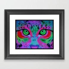 Gatitous Framed Art Print