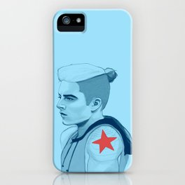 MCU - Punk Soldier iPhone Case