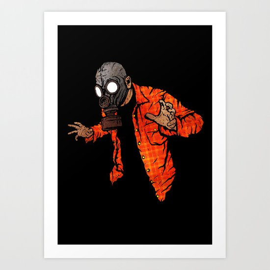 Leroy Art Print