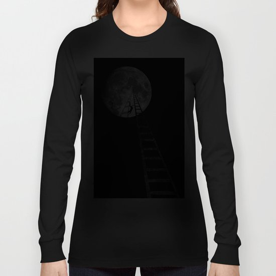 volare oh oh cantare Long Sleeve T-shirt