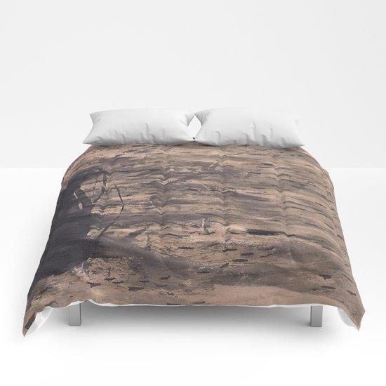 Zen Ink 3 Comforters