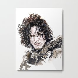 King of the north Metal Print