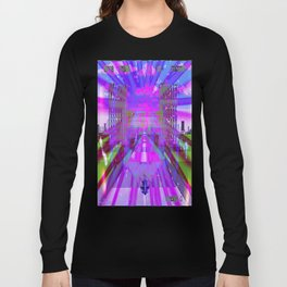 TAKE OFF VORTEX- IT'S TIME  Long Sleeve T-shirt