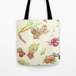 Fall Food Tote Bag
