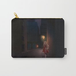 Lady in the Dark Carry-All Pouch
