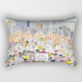 Boston March 2017 Rectangular Pillow