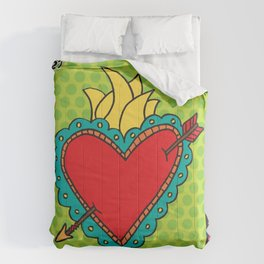 El Corazon Comforters