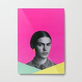 Modern Frida Metal Print