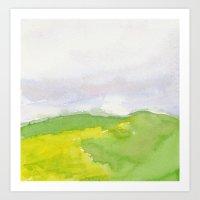 Field No. 1 Art Print