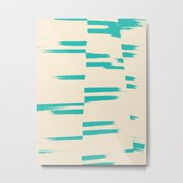 Cali.Sea.Salt. — Matthew Korbel-Bowers Metal Print