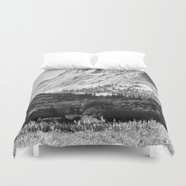 Ansel Adams Photographs of National Parks and Monuments Duvet Cover