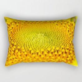 Little bet of sun flower..... Rectangular Pillow