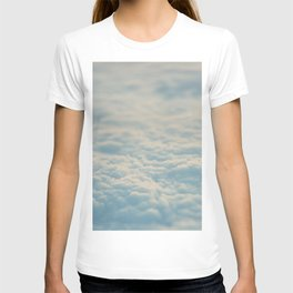 above the clouds ... T-shirt