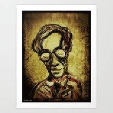 waNY Art Print