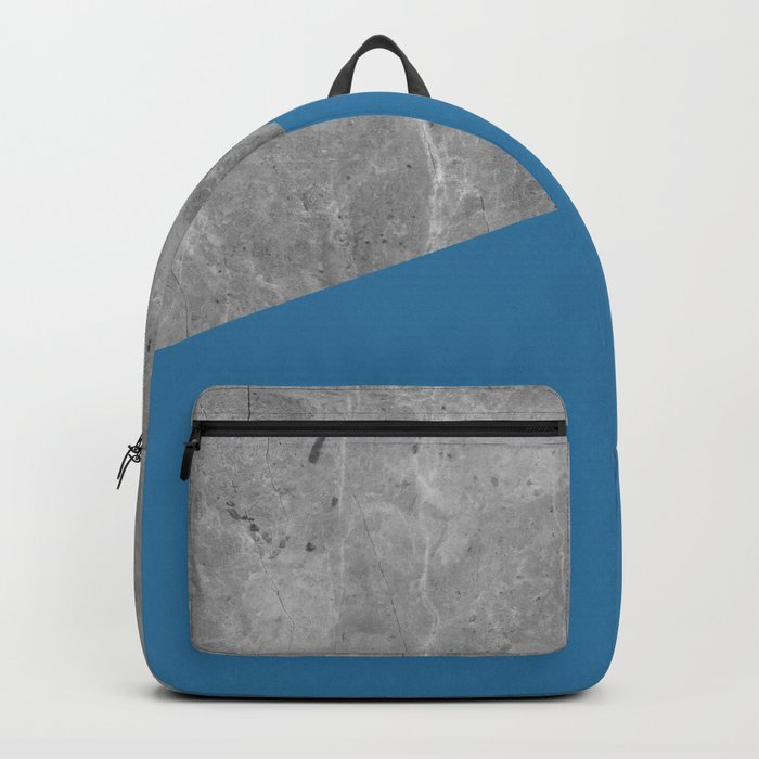 Geometry 101 Saltwater Taffy Teal Backpack