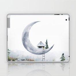 Moon House Laptop & iPad Skin