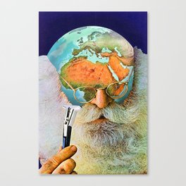 Deforestation Canvas Print