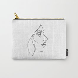 DISAPPOINTMENT ( ONE LINE DRAW) Carry-All Pouch
