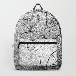 Space Mars Backpack