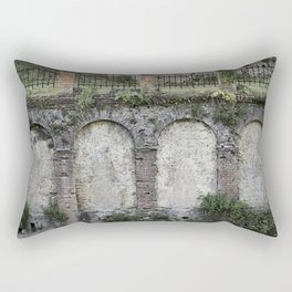 Albaicin Arches (Granada) Rectangular Pillow