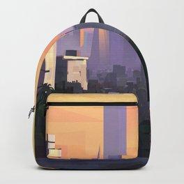 City Sunset Backpack