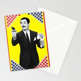 Sicilian Style Series - Fefè - 03 © Toy Leone Stationery Cards