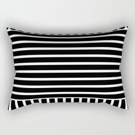 Blacky Rectangular Pillow