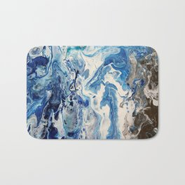 Fluid Seashore Bath Mat