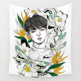 BTS Jungkook Wall Tapestry