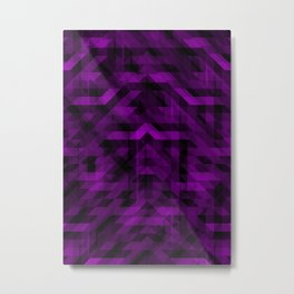 Shapes 005 Metal Print