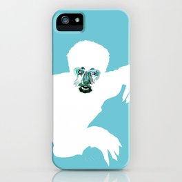 hombrelobo iPhone Case
