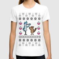 regular show T-shirts featuring Regular Sweater by Brieana