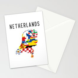 Netherlands country regions Stationery Cards