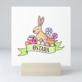 Ostara Mini Art Print