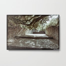 Darkness Forest Metal Print