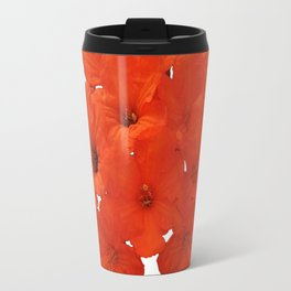 All i See Is Red Travel Mug